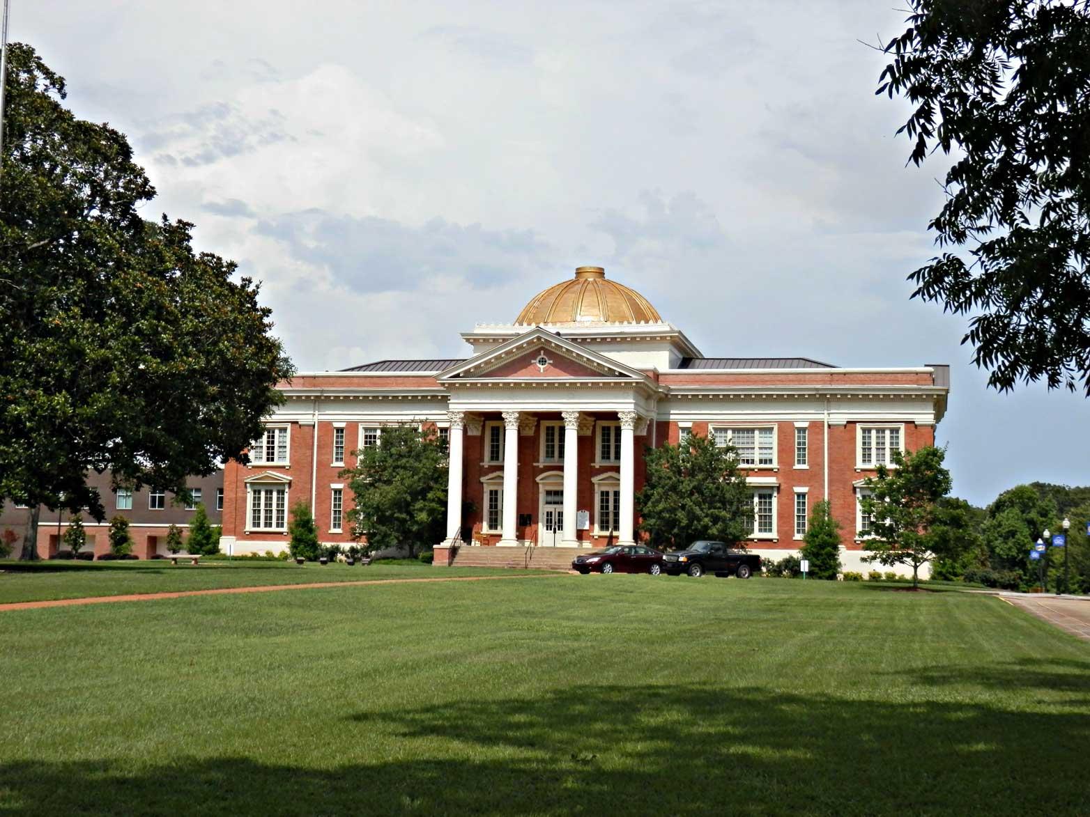 Georgia Southwestern Admin Building | Americus Garden Inn near GSW