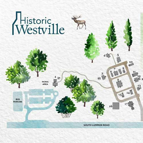 Historic Westville | Americus Garden Inn Bed & Breakfast, Georgia