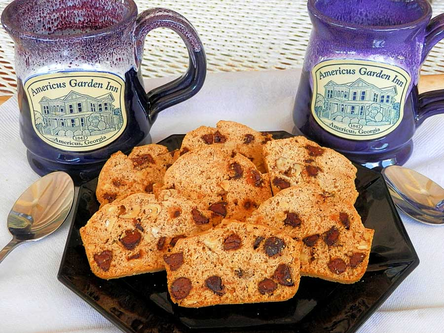 The Easiest Chocolate Chip Cookie – Small Batch Mandelbrot (regular and gluten free)
