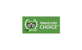 Tripadvisor 2014 Travelers' Choice | Americus Garden Inn near GSW