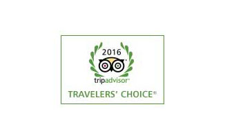 Tripadvisor 2016 Travelers' Choice | Americus Garden Inn near GSW