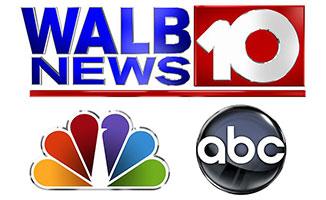 WALB News 10 Logo | Americus Garden Inn near GSW