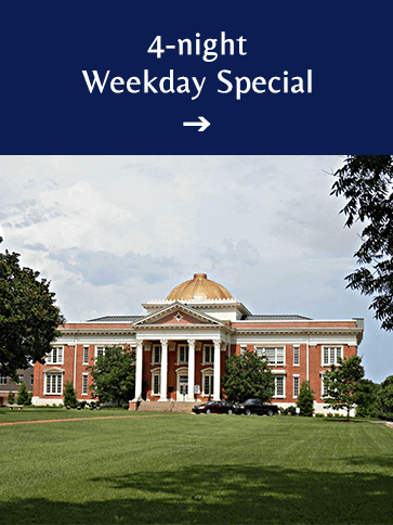 4 Night Weekday Special | Americus Garden Inn BB, near Andersonville Historic Site