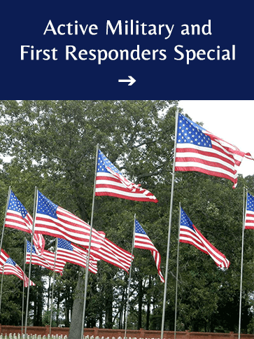 Active Military And First Responders Special | Americus Garden Inn BB, near Andersonville Historic Site